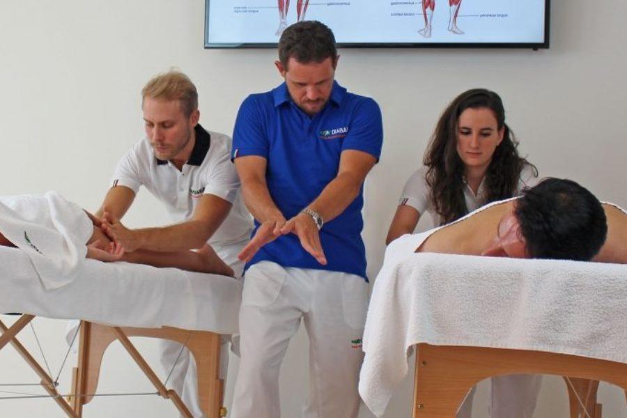 diploma docente massaggio