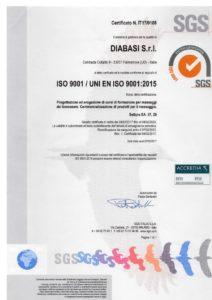 Certificazione DIABASI®